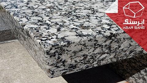 تصویری از تخته سنگ گرانیت